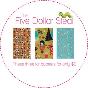 Five Dollar Steal, Summer Song in FAT QUARTERS 3 Total