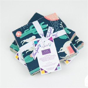 Joel Dewberry for Free Spirit, Florabelle Charm Pack (42 Squares)