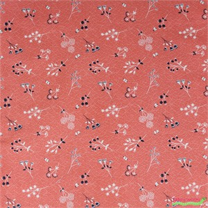 Lewis & Irene, The Hedgerow, Flowers Peachy Coral
