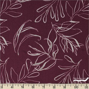 Kelly Ventura for Windham, Botany, Foliage Plum
