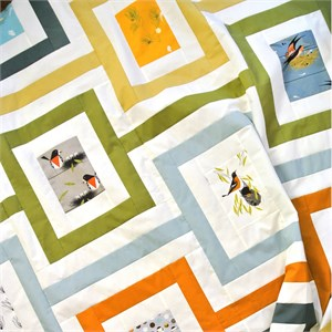 Free Pattern | Cincinnati Quilt | By Suzy Williams