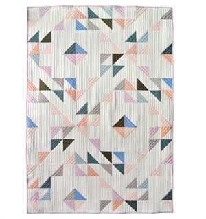 Free Pattern | Indian Summer Quilt | By Suzy Williams