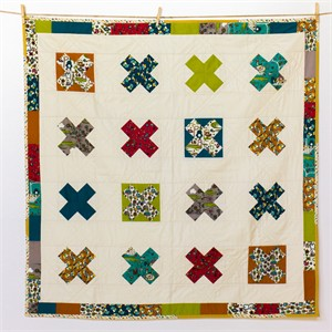 Free Pattern | Perfect Picnic Quilt | by Ansley Carnevali