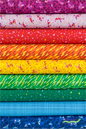 Japanese Import, Geogram in FAT QUARTERS 9 Total