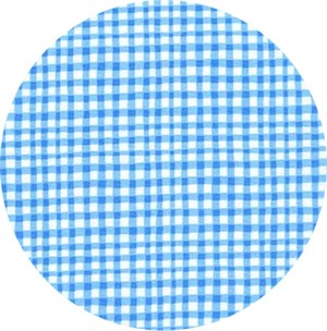 Michael Miller, Gingham Play, Blue