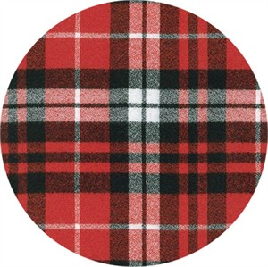 Robert Kaufman, Mammoth FLANNEL, Holiday Scarlet