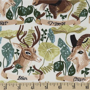 COMING SOON, Rae Ritchie for Dear Stella, Natural History, Horned Beasts Gardenia