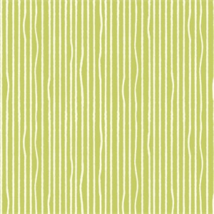 Jay-Cyn Designs for Birch Organic Fabrics, Farm Fresh, Yarn Stripe Grass
