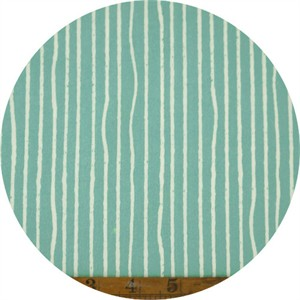 Jay-Cyn Designs for Birch Organic Fabrics, Farm Fresh, Yarn Stripe Pool