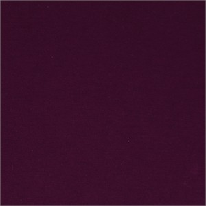 Birch Organic Fabrics, Mod Basics, KNIT, Solid Dark Plum