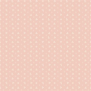 Arleen Hillyer for Birch Organic Fabrics, Merryweather, KNIT, Merrythought Blush