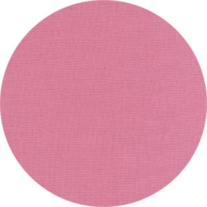 Robert Kaufman, Kona Cotton Solids, Rose