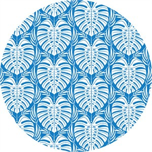 Josephine Kimberling for Blend, Tropical Paradise, Leafy Blue