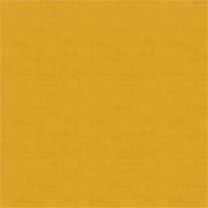 Makower UK, Linen Texture, Gold