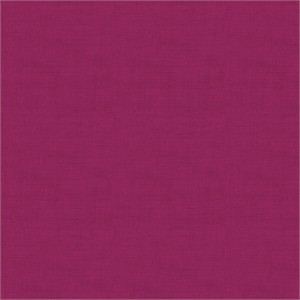 Makower UK, Linen Texture, Magenta