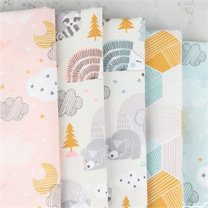 Maude Asbury for Blend, Sweet Dreams in FAT QUARTERS 5 Total