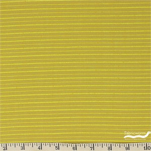 Alison Glass for Andover, Mariner Cloth, Chartreuse