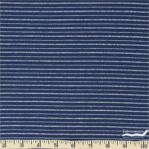 Alison Glass for Andover, Mariner Cloth, Navy
