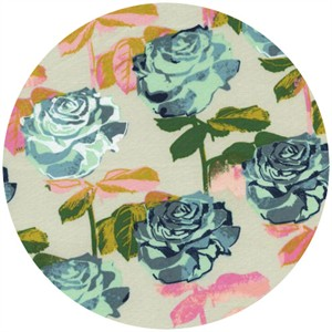 Melody Miller for Cotton and Steel, Picnic, Rose Garden Neutral