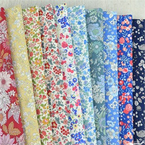 Japanese Import, Memoire A Paris LAWN in FAT QUARTERS 10 Total