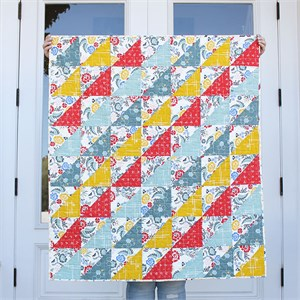 Free Pattern | Merry Necessities Quilt | By Birch Fabrics