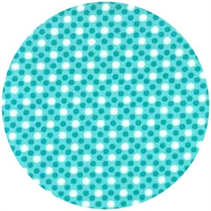 Michael Miller, Dim Dots Turquoise