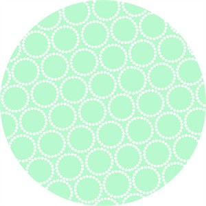 Lizzy House for Andover, Mini Pearl Bracelets, Seafoam