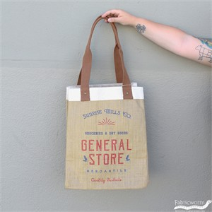 General Store Market Tote Bag
