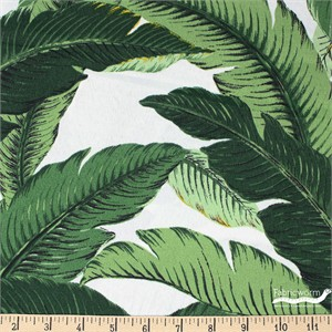 Home Decor, OUTDOOR FABRIC, Island Hoppy Emerald