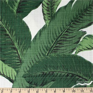 Home Decor, OUTDOOR FABRIC, Swaying Palm Aloe