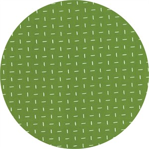 Studio M for Moda, Basic Mixologie Geometrics, Off the Grid Light Green
