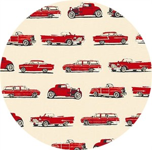 OGR International, Inc. for Robert Kaufman, Old Guys Rule®, Classics Red