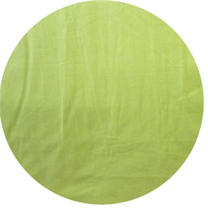 Organic Cotton Solids, Lime