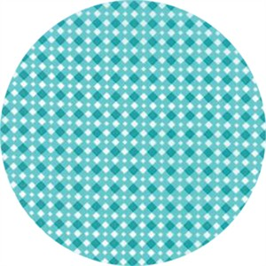 April Rosenthal for Moda, Mama's Cottage, Parquet Blue Raspberry