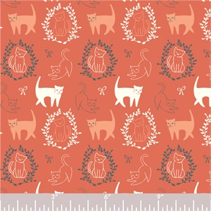 COMING SOON, Arleen Hillyer for Birch Organic Fabrics, Pirouette, Pas De Chat