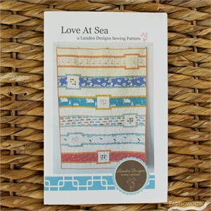 Lunden Designs, Sewing Pattern, Love At Sea