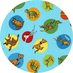 Robert Kaufman, Dr. Seuss What Pet Should I Get?, Pet Dot Blue