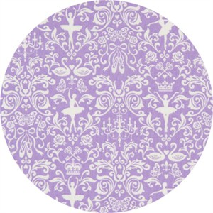 Japanese Import, SHEETING, Petite Ballet Lavender
