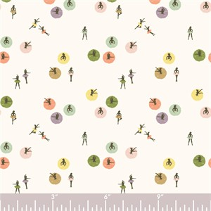 COMING SOON, Arleen Hillyer for Birch Organic Fabrics, Pirouette, Pirouette Dots