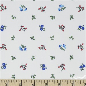 COMING SOON, Liberty London Fabrics, The Orchard Garden, Pome Blossom Pink