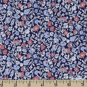 COMING SOON, Liberty London Fabrics, The Orchard Garden, Primula Dawn Pink