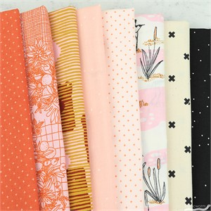 Fabricworm Custom Bundle, Quiltgami in FAT QUARTERS 8 Total