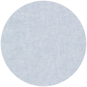 Robert Kaufman, Yarn-Dyed Essex, LINEN, Chambray