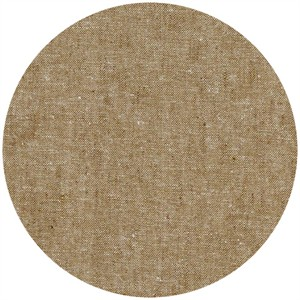 Robert Kaufman, Yarn-Dyed Essex, LINEN, Taupe
