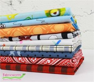 Scrap Pack For Boys (2 Yards By Weight)