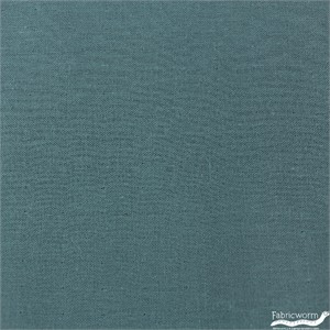 Birch Organic Fabrics, Solid DOUBLE GAUZE, Teal