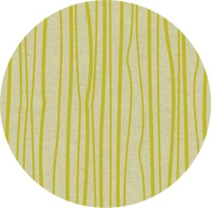 Alison Glass for Andover, Diving Board, LINEN, Seagrass Chartreuse