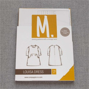 Sewing Pattern, Compagnie M, Louisa Dress