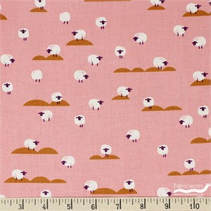 Cotton and Steel, Panorama, Sheep Coral