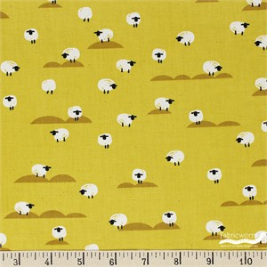 Cotton and Steel, Panorama, Sheep Mustard